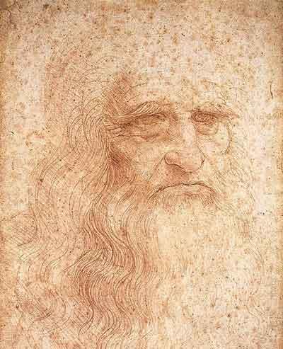 """Cuéntame Un Cuadro: """"Autorretrato"""" (Da Vinci)"""