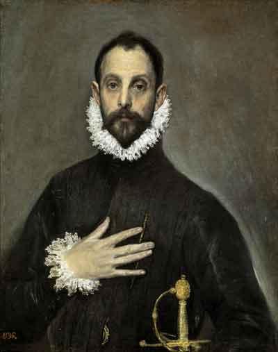Cuéntame Un Cuadro: 'El Caballero De La Mano En El Pecho' (El Greco)