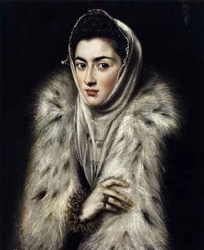 """Cuéntame Un Cuadro: """"La Dama Del Armiño"""" (¿El Greco?)"""