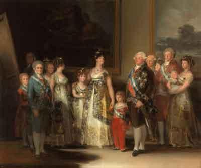 Cuéntame Un Cuadro: 'La Familia De Carlos IV' (Goya)