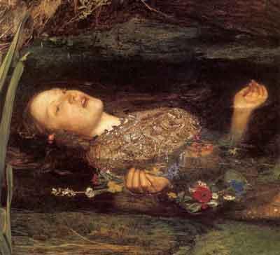 Cuéntame Un Cuadro: 'Ofelia Muerta' (Millais)