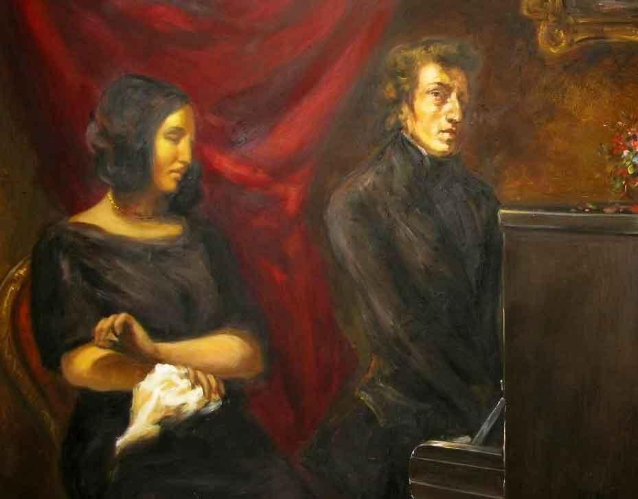 Cuéntame Un Cuadro: Retrato De Frédéric Chopin (Delacroix)