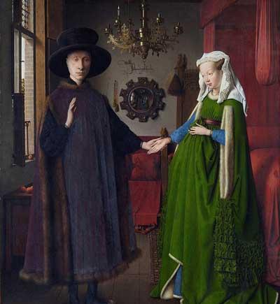 Cuéntame Un Cuadro: 'Retrato De Giovanni Arnolfini Y Su Esposa' (Jan Van Eyck)