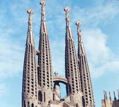 Antoni Gaudí Y La Sagrada Familia, Una Historia Complicada