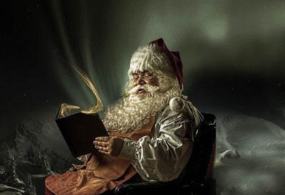 Entrevista A Santa Claus En Tiempos De Pandemia