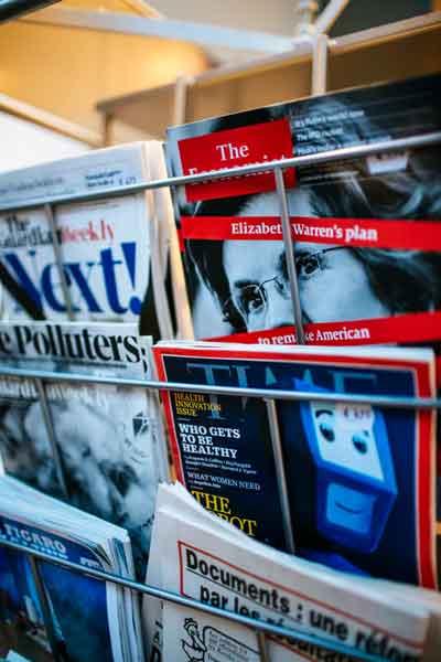 La Crisis De Prensa Y Las Nuevas Tecnologías