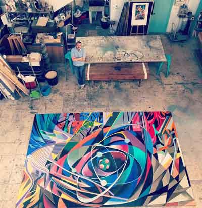 Javier Parra: 'El Arte Y La Cultura Vertebran La Sociedad'