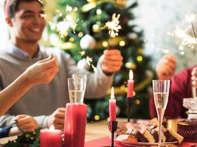 Familiares y Allegados, Al Alza En El Ibex 35 Por Navidad