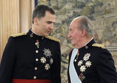 ¿Los Últimos Días De La Monarquía Española?
