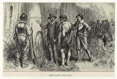 La Colonia De Roanoke: La Histórica Y Más Misteriosa Desaparición Colectiva