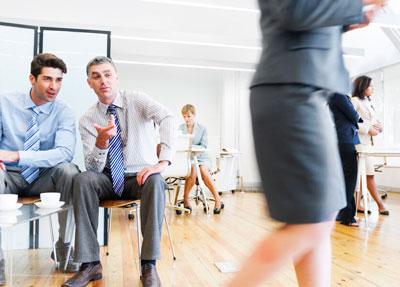 Acoso Sexual En El Trabajo, ¿Cómo Denunciarlo?