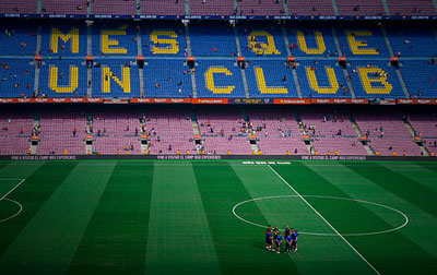 Leo Messi, Un Futuro Incierto Lejos De Casa