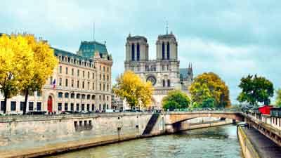 Francia, Un Destino De Ensueño